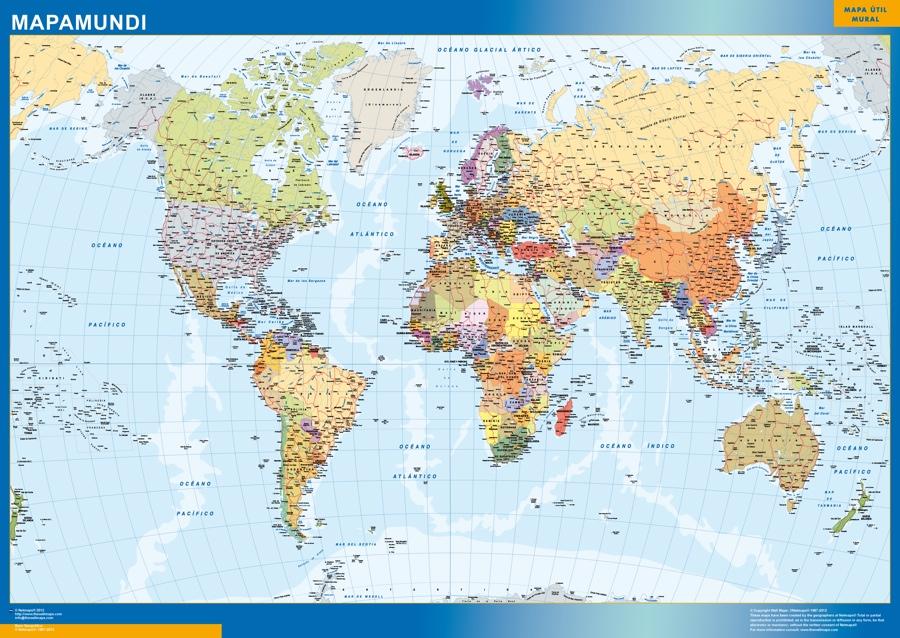 mapa mundo plus